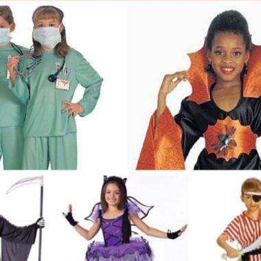 20 Kids Halloween Costumes for under $10