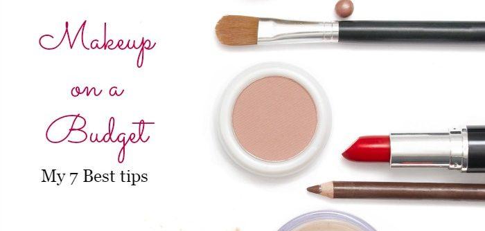 7 Thrifty Makeup Tips