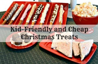 Kid-Friendly and Cheap Christmas Treats