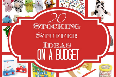 20 Stocking Stuffer Ideas on a Budget