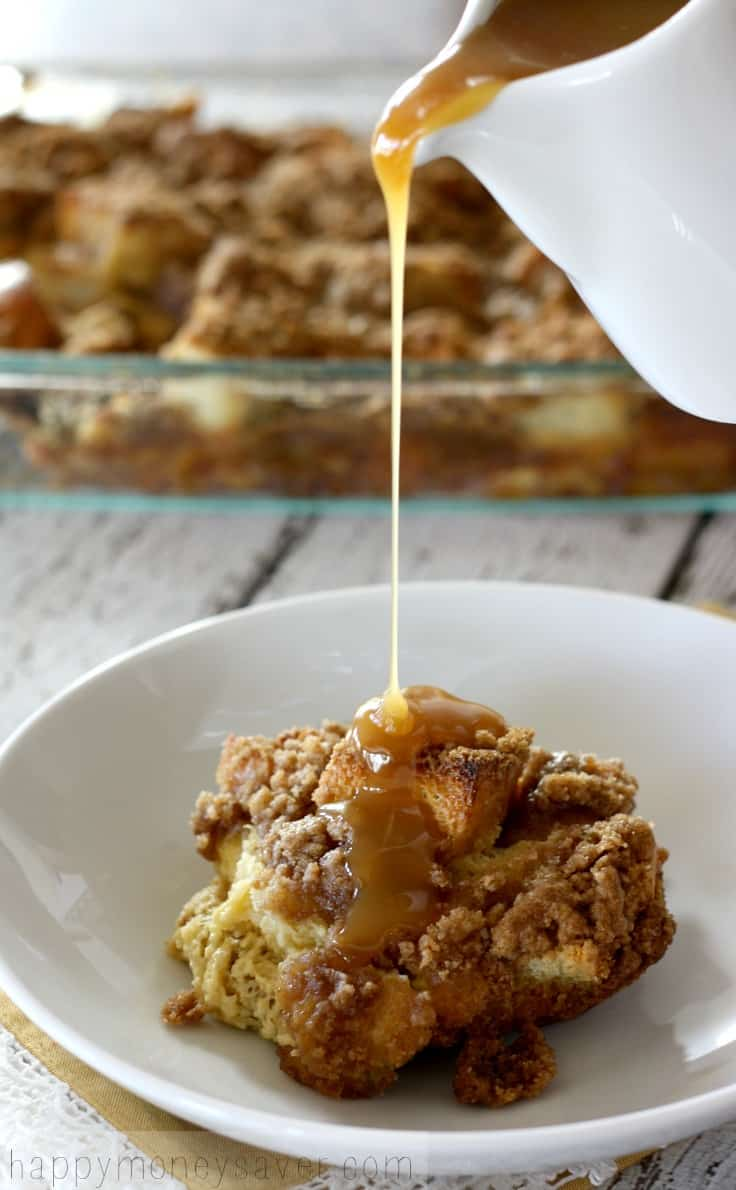 Turn leftover rolls into Eggnog French Toast Bake. Take those leftovers and turn them into freezer meals to save you time and money. 14 Thanksgiving leftovers freezer meal ideas! Delicious ideas to use up your leftover turkey, stuffing, rolls and more. happymoneysaver.com