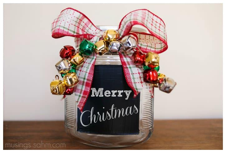 This is a very unique gift idea and can be filled with different items as well!