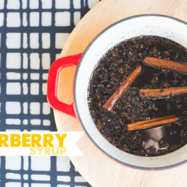 Boost that immune system naturally with some tasty Elderberry Syrup. Superhero fighter against flus and colds. Waaaaaay cheaper than the store-bought version!