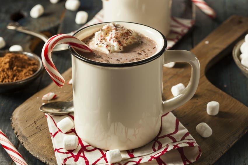 Homemade Hot cocoa recipe that is to die for!