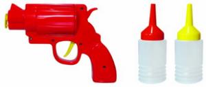 mustard gun