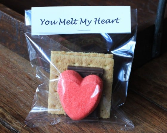 These Valentine Su0027Mores Are So Cute And Would Be A Delicious Valentine  Treat!
