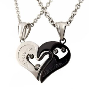 This necklace is sweet, yet something that can be worn everyday!