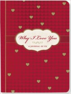 This journal is beautiful and would be a sentimental gift! This can be fille out and given as a gift or done together!