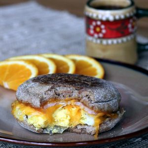If you enjoy a healthy breakfast, this recipe should certainly be tried out for your family!