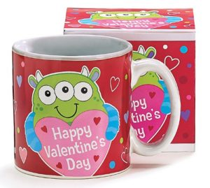 If your sweetheart loves coffee, this would be an adorable gift idea for Valentine's Day!