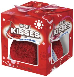 Another delicious chocolate idea and Hershey's Kisses is loved by everyone! This giant sized Hershey's Kiss can be enjoyed for several days!