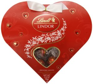 They say that the way to someone's heart is through their stomach, and this beautiful box of Lindt chocolate would be the perfect way to their heart!