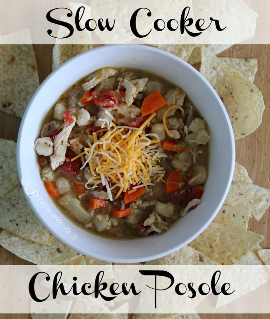 A hearty soup that is easy to make? That sounds like a plan in my book!