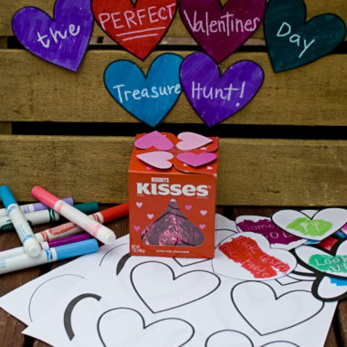 The PERFECT Valentine's Day Treasure Hunt!