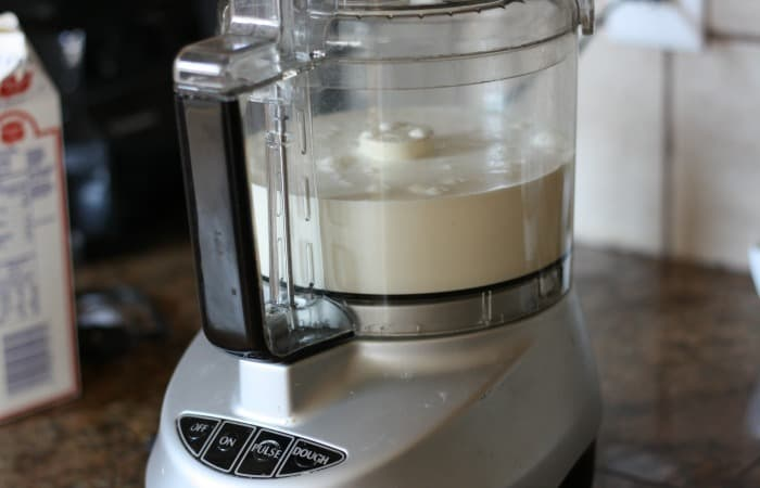happymoneysaver.com shows how to make homemade buttermilk with step by step pictures and instructions.
