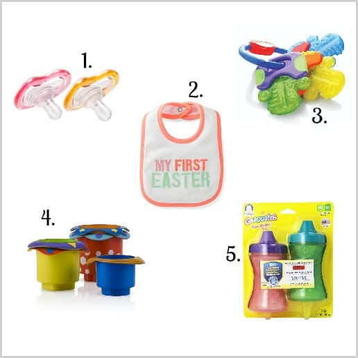 happymoneysaver.com | Check out 87 Thrifty And Fun Easter Basket Filler Ideas ideas for babies- teenagers!