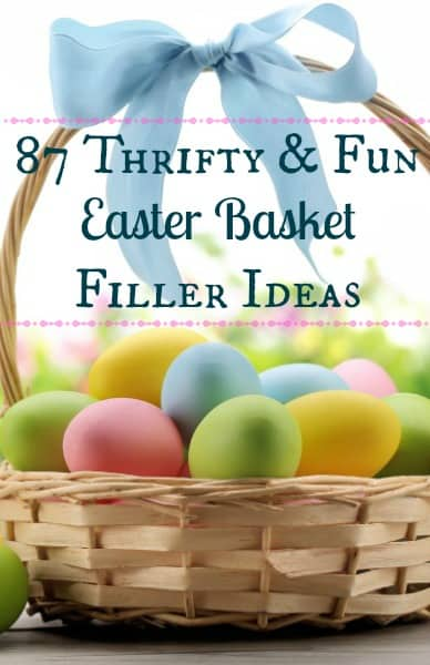87 thrifty and fun easter basket filler ideas happymoneysaver check out 87 thrifty and fun easter basket filler ideas ideas for negle Gallery