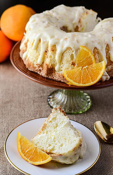 Sunshine Cake Recipe From Scratch