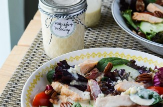 Roquefort Dressing Recipe (From Old Recipe Box)
