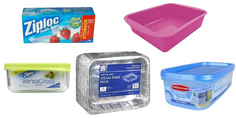 sc 1 st  Happy Money Saver & The Best Food Freezer Containers for Freezer Meals