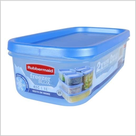 We have found some great food freezer containers. Today I wanted to help you find  sc 1 st  Happy Money Saver & The Best Food Freezer Containers for Freezer Meals