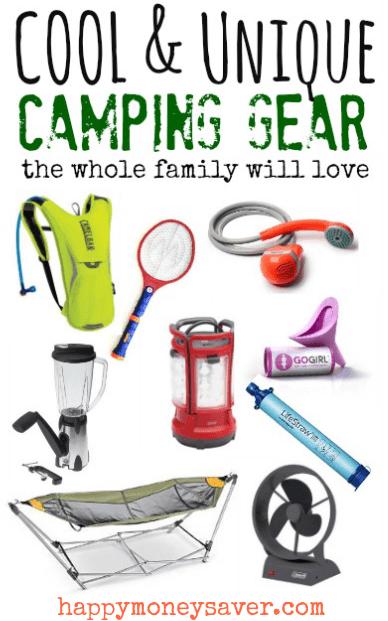 camping gear final