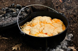 5 Layer Dutch Oven Country Breakfast