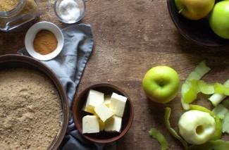 Great Grandma's Apple Brown Betty Recipe