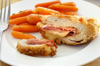 How to Make Cordon Bleu {Freezer Recipe}