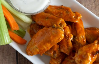 Best Chicken Wing Recipe {Freezer Friendly}