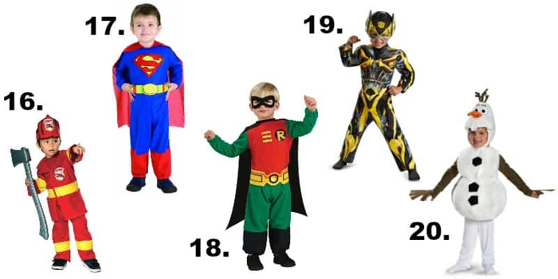 Halloween is around the corner and Iu0027m sure youu0027ve been thinking about  sc 1 st  Happy Money Saver & Kids Epic Halloween Costumes Under $15