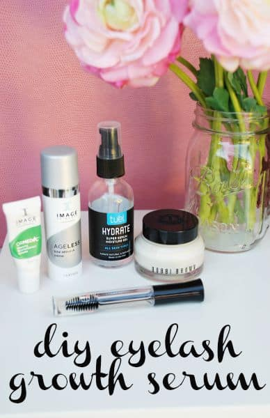 You want long, thick amazing eyelashes? This recipe for the Best Eyelash Growth Serum is the PERFECT all natural beauty recipe for you... and it's SIMPLE! - happymoneysaver.com