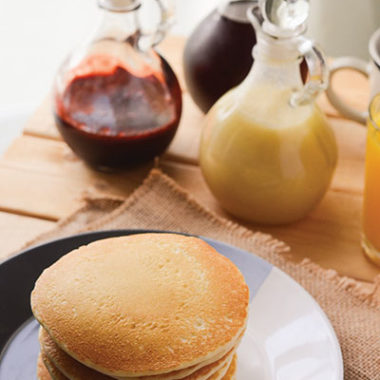 Homemade Syrup Recipe: 3 Ways | happymoneysaver.com