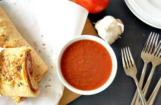 Ham and Cheese Stromboli Recipe