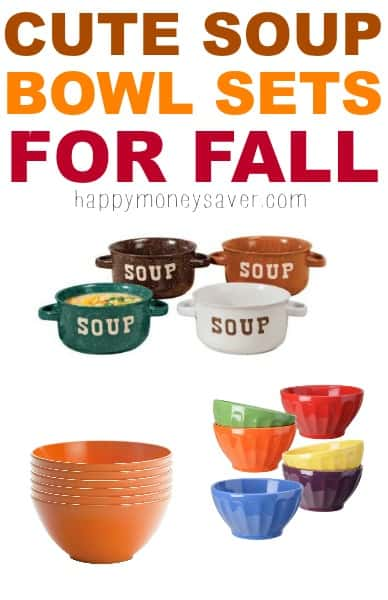 Here are some cute and stylish cheap soup bowls for those cold days that are also very affordable.