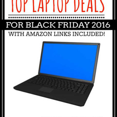 Top Laptop Deals for Black Friday 2016