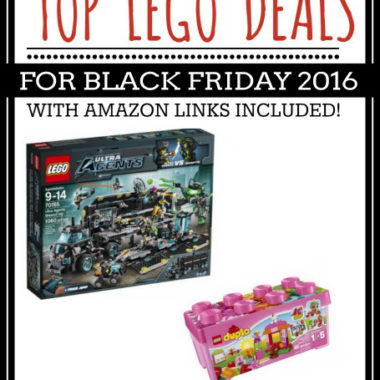 Top LEGO Deals for Black Friday 2016