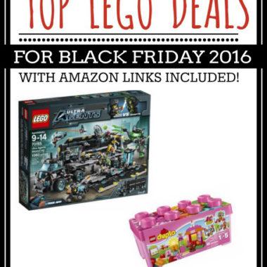 Top LEGO Deals for Black Friday 2016