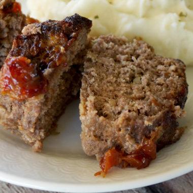 Freezer Mini Meatloaf Recipe