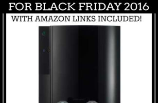 Top Playstation Deals for Black Friday 2016