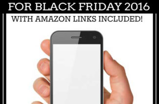 Top Smartphone Deals for Black Friday 2016