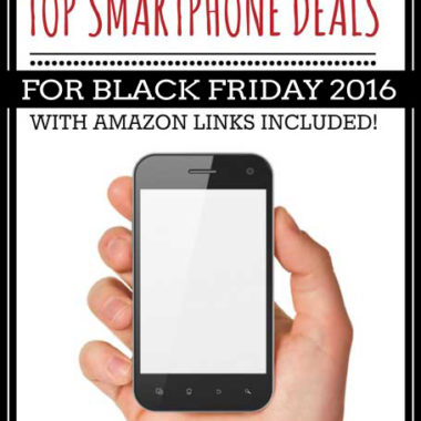 Top Smartphone Deals for Black Friday 2016