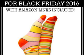 Top SOCK Deals for Black Friday 2016