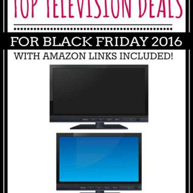 Top TV Deals for Black Friday 2016