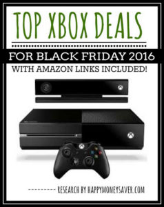 Top Xbox deals for black friday 2015