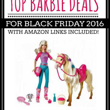 Top Barbie Deals for Black Friday 2016