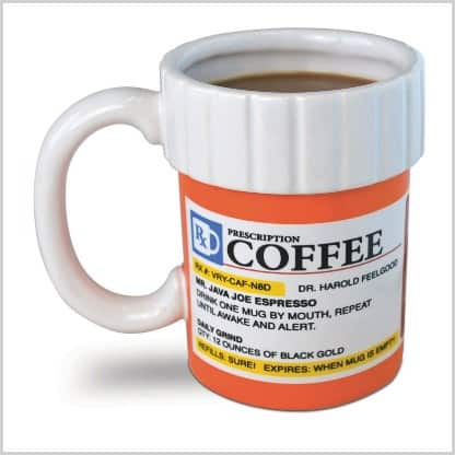 perscription coffee