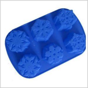 silicone snowflake