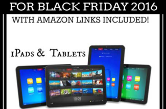 Top iPad and Tablet Deals for Black Friday 2016