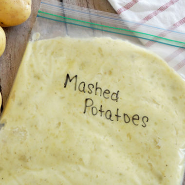 The Best Make Ahead Freezer Mashed Potatoes Recipe EVER…..